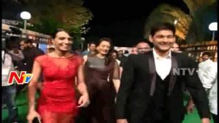 Mahesh Babu @ IIFA Awards 2016 - Hyderabad - NTV