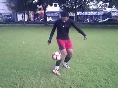 Tyo WP (W2D) Soccer Video - Salam Olahraga