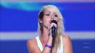 The X Factor USA 2012 Julia Bullock