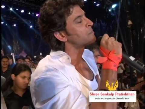 Xxx Mp4 Hrithik Roshan At Dahi Handi Event Worli By Shree Sankalp Pratishthan SachinAhir 3gp Sex