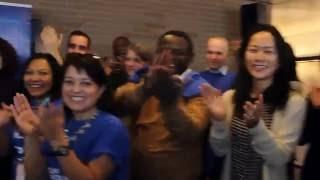 #GlobalApplause - UNV Staff celebrates International Volunteer Day 2016!