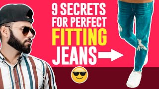 Secrets For Perfect Fitting Pants, You Don't Know   School/College/Office