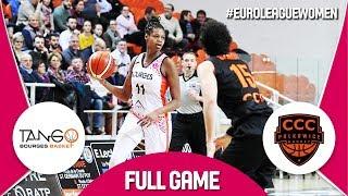 Bourges Basket (FRA) v CCC Polkowice (POL) - Full Game - EuroLeague Women 2017-18