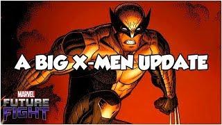 A BIG X-MEN UPDATE (Patch Note 3.9 Discussion) - Marvel Future Fight
