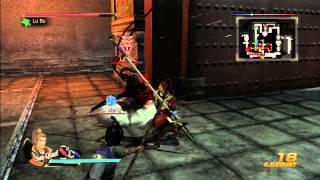 Dynasty Warriors 8 (US) - Don't Pursue Lu Bu!