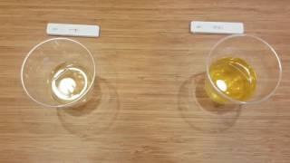Karbonat ile gebelik testi denemesi