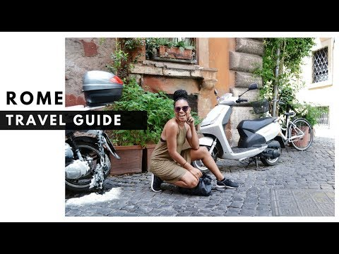 12 Things you MUST see in Rome Rome Travel Guide