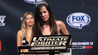 Miesha Tate on Angela Magana: I wish 'Cyborg' had punched her harder