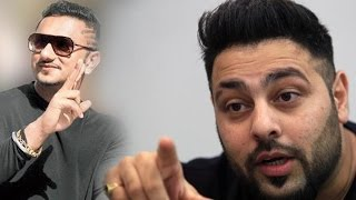 Badshah Message to Yo Yo Honey Singh at GIMA Awards 2016