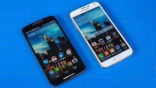 Moto X (2014) vs Galaxy S5 | Pocketnow