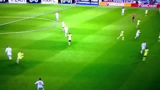 Gareth Bale goal vs Manchester City
