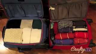 Packing Secrets – 5 Effective Packing Tips For Traveling Abroad