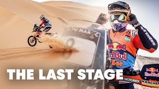 Final Dakar Preparations At Rally Morocco | Up Front With The KTM Rally Team Part 4