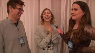 Grace VanderWaal - Let it Show KRZ before show interview - December 7, 2017