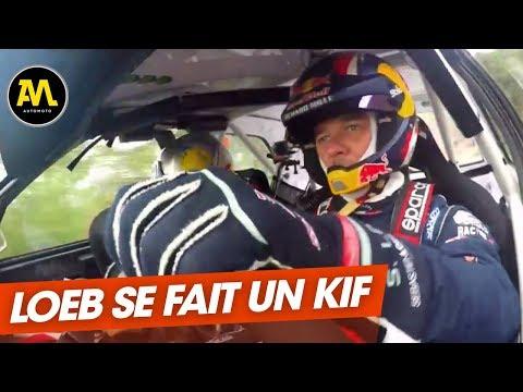 Sébastien Loeb comment le champion du monde a réalisé son rêve