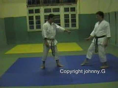 bunkai heian yodan premiers mouvements