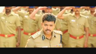 Jithu Jilladi - Theri | Video Song 1080p HD | G.V. Prakash Kumar