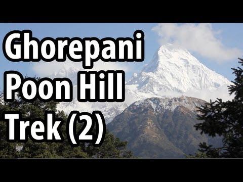 Ghorepani Poon Hill Trek - Beauty of Nepal (Part 2)