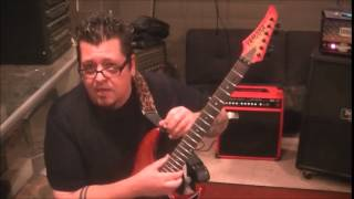 How to play(well,that was the plan;) Two Weeks by All That Remains on guitar by Mike Gross