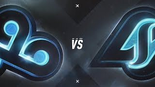 C9 vs CLG - NA LCS Regional Qualifier Day 3 Match Highlights (2017)