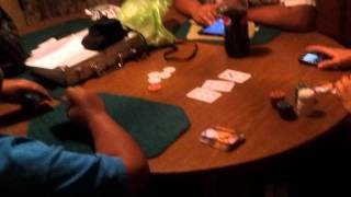 What do Vegas kids do?  Play poker of course.