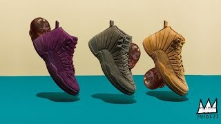 HOW TO BUY PSNY x AIR JORDAN 12,  WHY NOT 31, UNDER ARMOUR FU*&ERY & MORE!!
