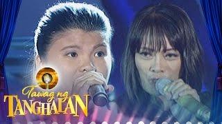 Tawag ng Tanghalan: Pauline Agupitan vs. Joy Amamio