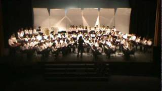 VHS Concert Band 3-18-10 Barnum and Bailey's Favorite.MPG