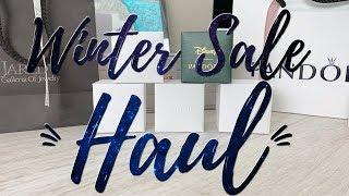 PANDORA Winter Sale Haul Pt. 1 | December 2018