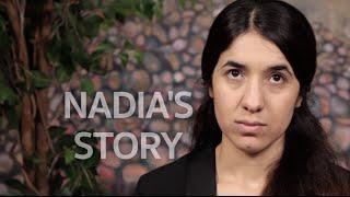 Nadia's Story: Yazidi survivor calls for international protection