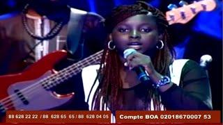 Youssou Ndour ft Abiba au grand  théâtre - 03 avril 2016