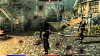 skyrim SGTM fun with cheat