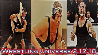 Adam Coon gets the upset; Penn State and Iowa go to war!!!- Wrestling Universe
