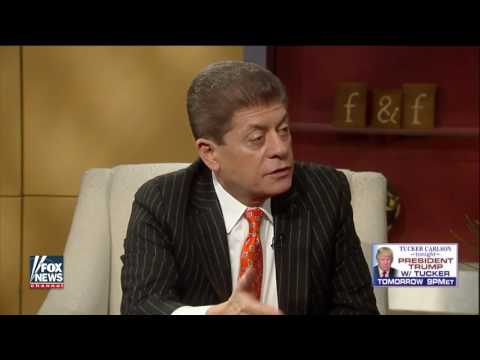 President Obama went to British intelligence to spy on Trump for him Judge Napolitano