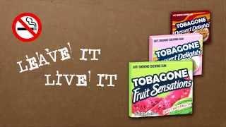 Tobagone Chewing Gum, BRACU ENG101 Advertisement, Summer 2015