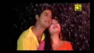 Pathorer Prithibite Kancher Rhidoy - Tapan Chowdhury & Shakila Zafar - banglavideosongs.com