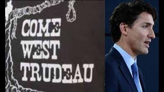 Albertan Shirts Calling For Justin Trudeau To Be Hanged
