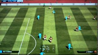 PES 2015-The pitch is ours