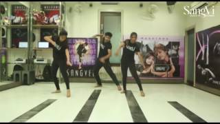 SangVi Dance Classes | Sab Tera | A Batch Choreography