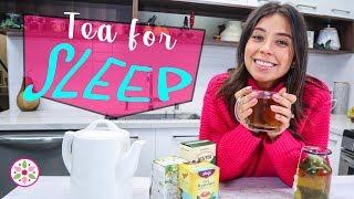 HERBAL TEA TO MAKE YOU SLEEPY    RAWVANA