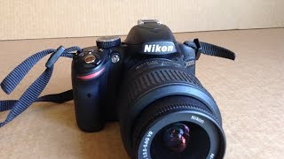 NIKON D3200 Review and Test (Best Beginner DSLR)