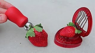 8 Strawberry Gadgets That You Never Knew About