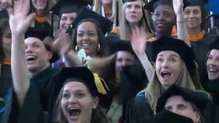 Simmons Graduate Commencement Ceremony 2017: Full Ceremony