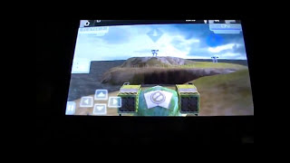 Archos 5 Android With OpenGL
