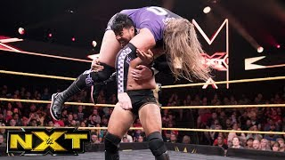 Kassius Ohno vs. Hideo Itami: WWE NXT, July 26, 2017