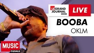 Booba - OKLM - Live du Grand Journal