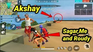 We Ignored Akshay in a Whole Game (Pranked Again) - Garena Free Fire