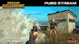 PUBG - The best part of PUBG is the redzone - Squading up