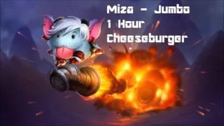 Miza - Jumbo - 1 Hour