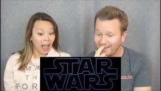Star Wars Episode IX Teaser Trailer // Reaction & Review